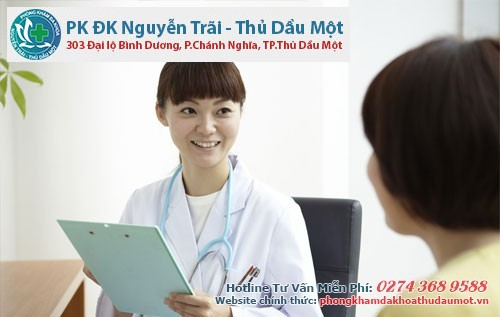 Chi phí phá thai hợp lý tại Đa Khoa Nguyễn Trãi - Thủ Dầu Một