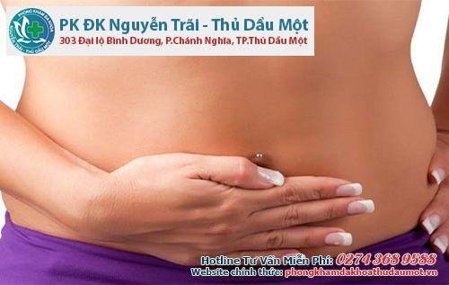 Tái khám ngay nếu bản thân có dấu hiệu đau bụng trong thời gian dài