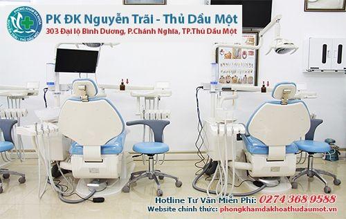 Đa Khoa Nguyễn Trãi - Thủ Dầu 1- địa điểm nạo hút thai an toàn được lựa chọn nhiều nhất hiện nay