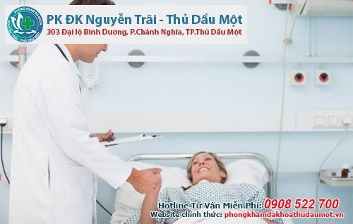 Phá thai 1 tháng an toàn tại phòng khám Đa khoa Thủ Dầu Một