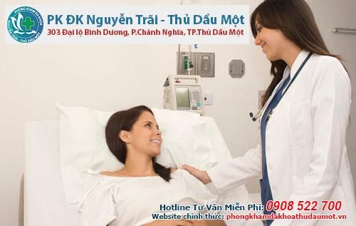 Phòng khám phòng mạch tư phá thai an toàn không đau ở Củ Chi