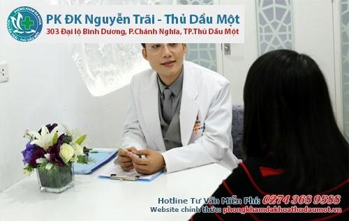Hút điều hòa kinh nguyệt nữ giới - Đa Khoa Nguyễn Trãi - Thủ Dầu Một