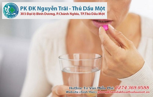 Những tác dụng phụ của thuốc ngừa thai - Bác sĩ Đa Khoa Thủ Dầu 1