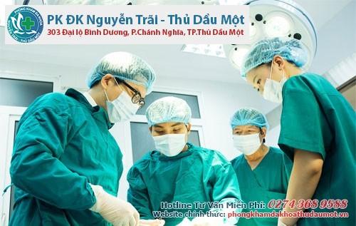 Phẫu thuật bóc tách là cách điều trị bệnh u xơ cổ tử cung hiệu quả nhất hiện nay