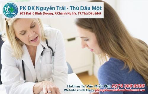 Viêm phụ khoa muốn điều trị hiệu quả nên tuân thủ chặt chẽ