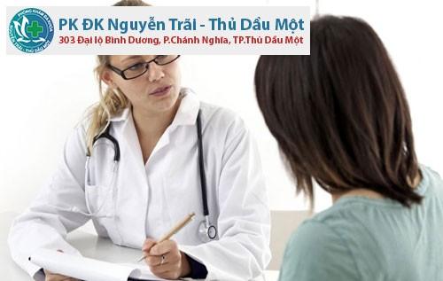 Bệnh nhân mắc bệnh viêm phụ khoa cần uống thuốc đúng liều lượng