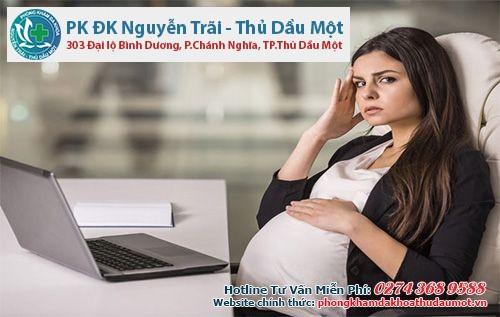 Mang thai có thể sẽ ảnh hưởng đến công việc