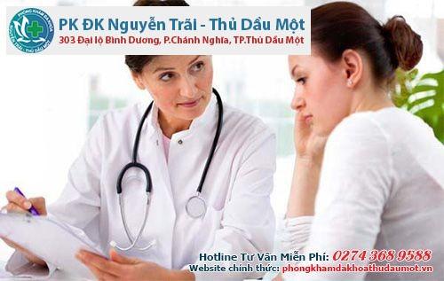 Làm theo hướng dẫn của bác sĩ để phục hồi chu kỳ kinh nguyệt