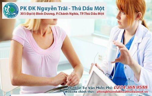 Lý do nên đình chỉ thai kỳ tại phòng khám Đa Khoa Nguyễn Trãi - Thủ Dầu Một