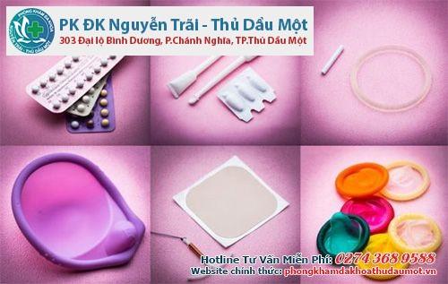 Các phương pháp ngừa thai hiệu quả
