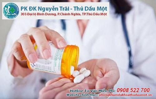Quy trình phá thai bằng thuốc ở phòng khám đa khoa Thủ Dầu Một
