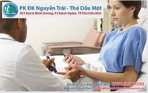 Kiểm tra sức khỏe kĩ lưỡng trước khi nạo hút thai an toàn