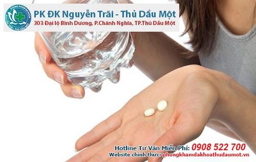 Thuốc phương pháp nội khoa dùng để phá thai dưới 7 tuần tuổi