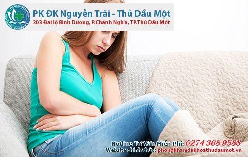 Thời gian đau bụng khoảng tử 3 - 5 ngày sau khi uống viên thứ hai