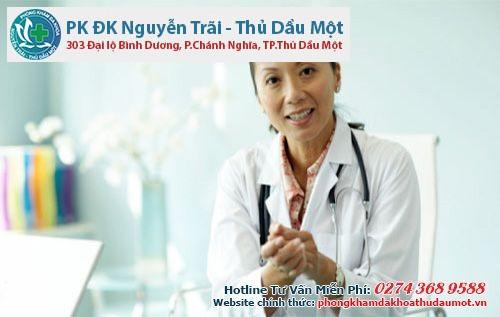 Làm theo hướng dẫn của bác sĩ để không gây ảnh hưởng đến khả năng sinh sản