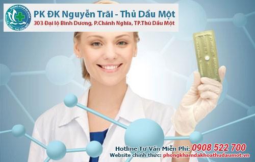 Phòng khám Đa Khoa Nguyễn Trãi - Thủ Dầu Một là nơi phá thai bằng thuốc