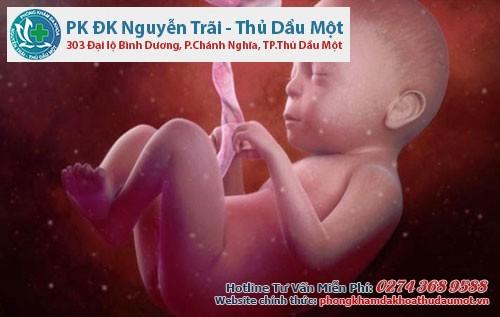 Thai chết lưu làbiến chứngnghiêm trọng khi phá thai thất bại