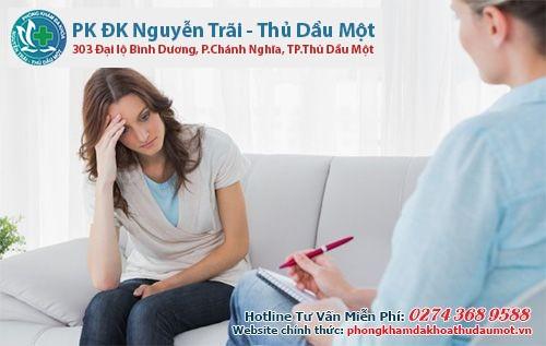 Phòng khám kế hoạch hóa gia đình uy tín- Đa Khoa Nguyễn Trãi - Thủ Dầu Một
