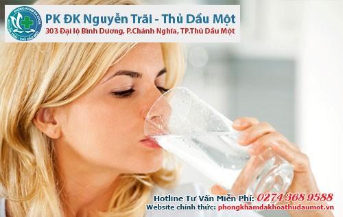 Những loại nước uống giúp cơ thể giải độc