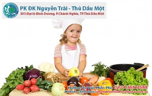 Sự quan trọng của vitamin và khoáng chất đối với trẻ