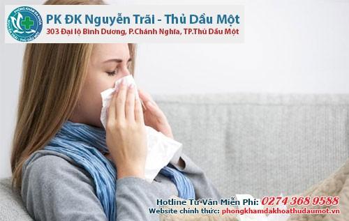 Mẹ bầu và những điều cần biết khi bị cúm