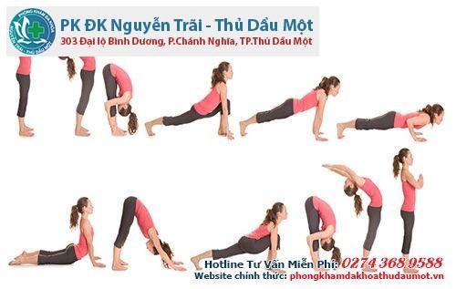 Thường xuyên tập thể dục giúp cơ thể tăng sức đề kháng