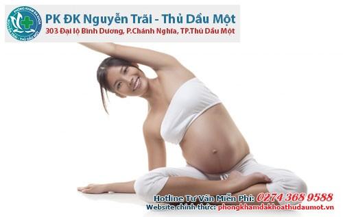 Mẹ bầu nên tập yoga trước khi sinh
