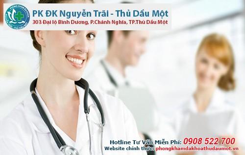 Đến phòng khám Đa Khoa Nguyễn Trãi - Thủ Dầu Một chị em sẽ không còn lo về chi phí phá thai
