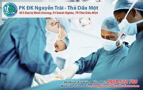 Phòng khám đa khoa Thủ Dầu Một điều trị sưng bao quy đầu bằng phương pháp tân tiến