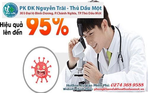 Lý do nên chọn phương pháp dha cho điều trị bệnh lậu