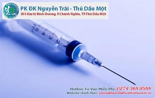 Tác dụng phụ khi tiêm thuốc tránh thai