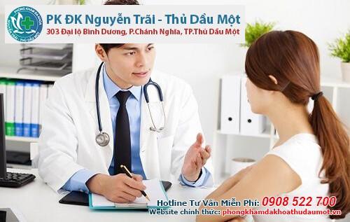 Đa Khoa Nguyễn Trãi - Thủ Dầu Một địa chỉ phá thai uy tín gần quận Thủ Đức