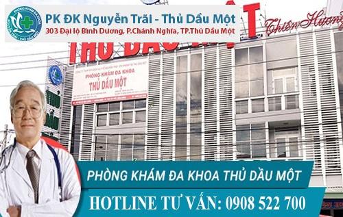 Xác nhận sự thật phòng khám Đa Khoa Nguyễn Trãi - Thủ Dầu Một lừa đảo, bác sĩ trung quốc?