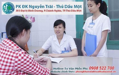 Các phương pháp phá thai an toàn theo tuổi thai tại phong kham thai o thu dau mot