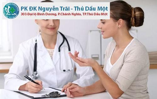 Các bác sĩ tư vấn sức khỏe sinh sản cho biết cần tái khám