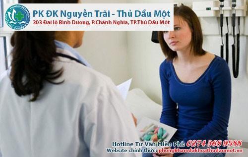 Bác sĩ sẽ tư vấn cho bệnh nhân nên sử dụng phương pháp dao LEEP