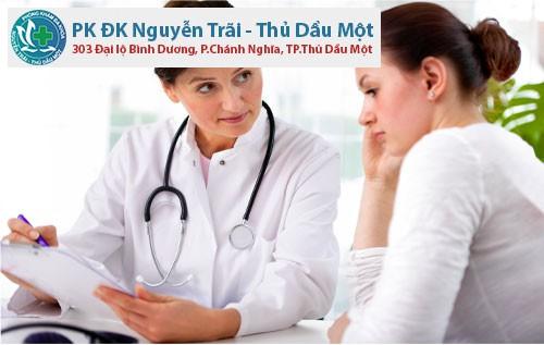 Điều trị viêm phụ khoa